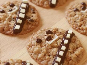 【レシピ動画】スターウォーズ チューバッカのクッキーを作ろう!