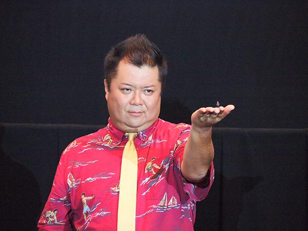 アントマンで吹き替え声優を務めたブラマヨ小杉さん