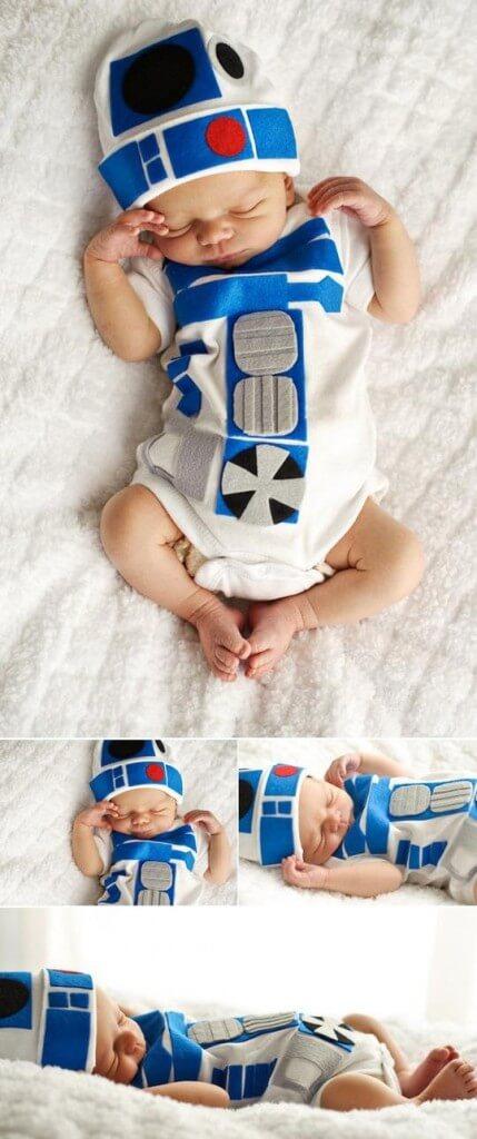 赤ちゃんR2-D2