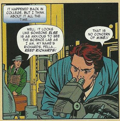 リード・リチャーズと仲が良かったヴィクター