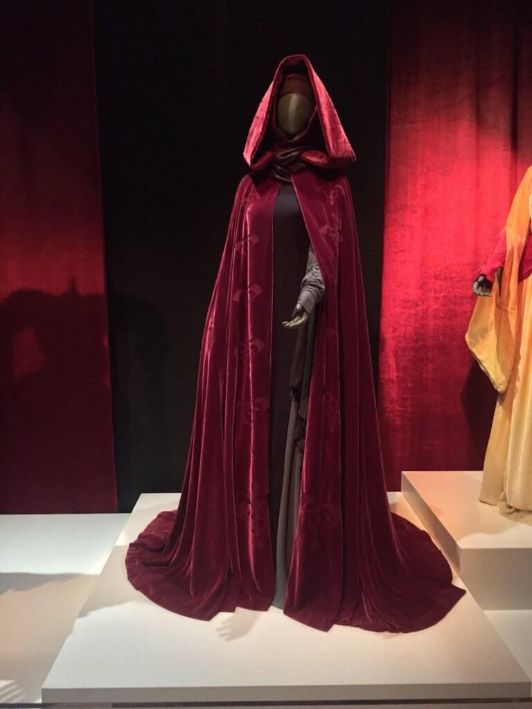 アミダラ姫衣装