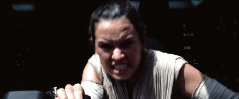THE FORCE AWAKENS Official TV Spot1より