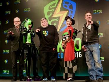 東京コミコン2016開催決定!ダース・モール、パルパティーン、スティーブ・ウォズニアックに会ってきた!