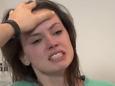 これがプロの女優か…デイジー・リドリーが涙を流す『フォースの覚醒』演技オーディション映像が公開