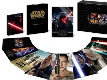『スターウォーズ/フォースの覚醒』日本国内DVD / Blu-ray / デジタル配信 発売日決定!特典内容と価格を徹底比較