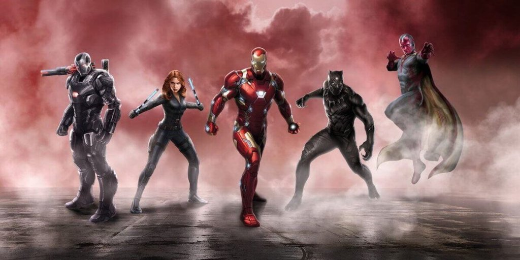 team-iron-man