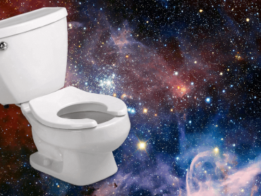 SF映画の皆さん、どうしてるの? 宇宙でのトイレ事情