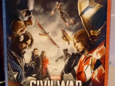 映画『シビル・ウォー/キャプテン・アメリカ』DVD・Blu-rayの日本発売日、特典映像が判明!