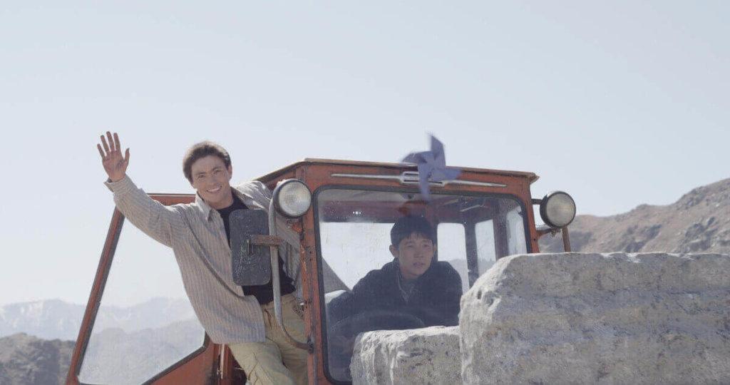 『アンダー・ヘヴン』(C)Film Studio Kyrgyzfilm