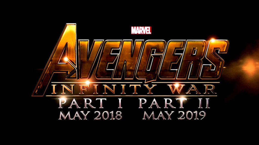 以前発表された2部作のロゴ。 http://www.whatsontheredcarpet.com/2015/06/details-on-avengers-infinity-war-revealed-whilst-captain-america-civil-wars-begins-shooting-2/