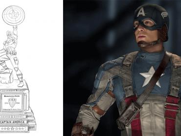 【新たな聖地誕生】ブルックリンにキャプテン・アメリカの銅像建設が決定