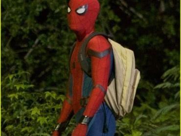 『スパイダーマン ホームカミング』新たなセット写真がリーク。ブラック・ウィドウ参戦の噂も?