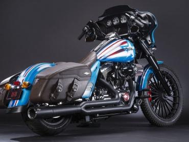 【全25種】マーベルとハーレーダビッドソン奇跡のコラボ!ヒーロー仕様のバイク、あなたはどれに乗りたい?
