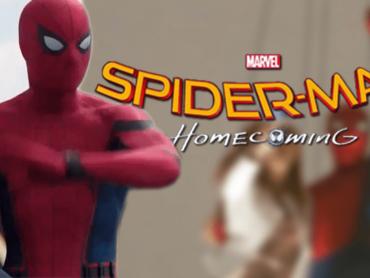 『スパイダーマン:ホームカミング』より、スパイディの女性レスキューシーンが流出 この女性は誰?