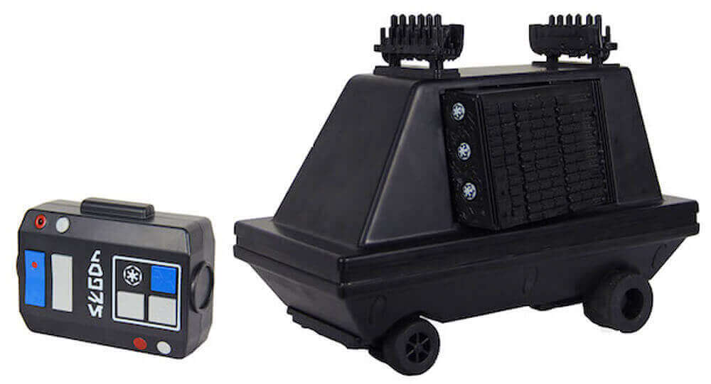 Remote controlled Mouse Droid