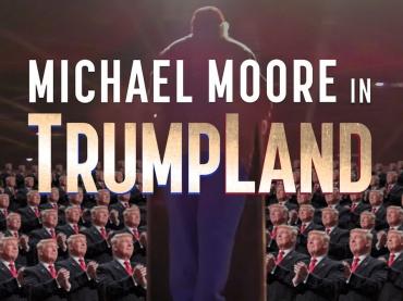 マイケル・ムーア監督、ドナルド・トランプと大統領選挙に迫った新作ドキュメンタリーを緊急公開へ