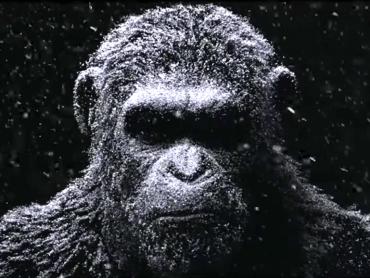 「戦争が始まった」『猿の惑星』最新作、ティーザー映像と概要を公開 シーザーの警告の意味とは
