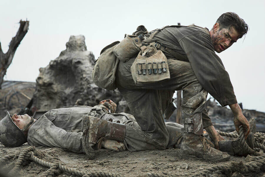 『ハクソー・リッジ(原題)』 http://screenrant.com/hacksaw-ridge-movie-2016-images-andrew-garfield/