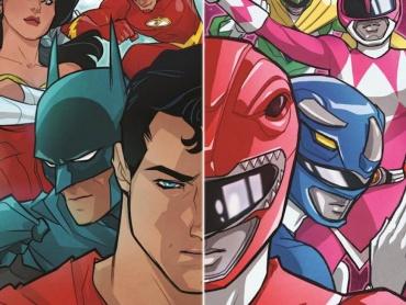 スーパーマンとバットマンらがパワーレンジャーとまさかの合流!『ジャスティス・リーグ/パワーレンジャー』2017年より始動