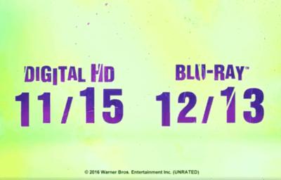 スーサイドスクワッド dvd Blu-ray発売日