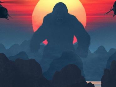 これって『地獄の黙示録』?『キングコング: 髑髏島の巨神』の新たなるポスター・ビジュアルが公開!