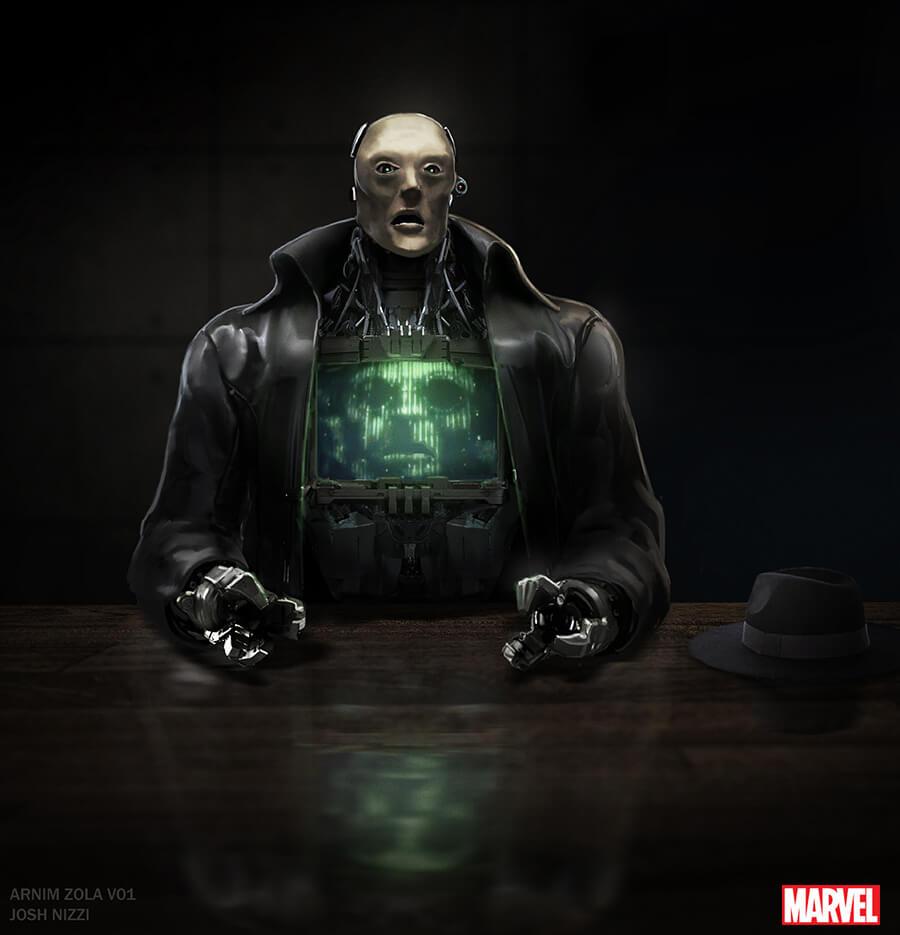 コミック版に近いが上の顔が怖い。 http://www.joshnizzi.com/portfolio/ant-man/