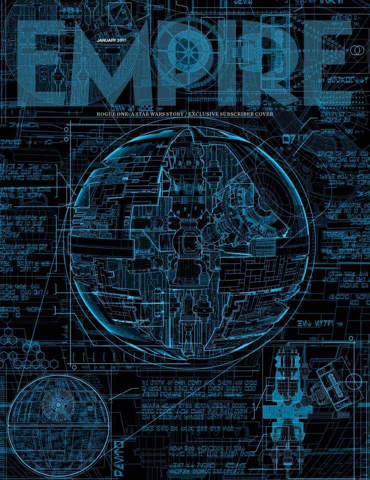 http://www.empireonline.com/movies/rogue-one-star-wars-story/empire-rogue-one-death-star-subscriber-cover-revealed/