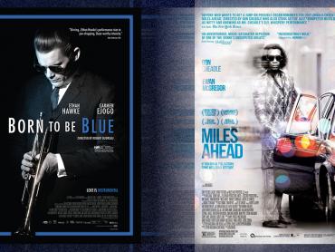 2人の天才、チェットベイカーとマイルス・デイヴィス…この冬は映画『ブルーに生まれついて』と『MILES AHEAD / マイルス・デイヴィス 空白の5年間』を続けて観よう