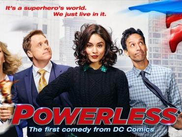 """DCコミックスの新ドラマ『POWERLESS』は、ヒーローvsヴィランによる""""巻き添え被害""""専門の保険会社が舞台!"""