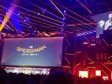 スパイディスーツの新機能解禁!『スパイダーマン ホームカミング』予告編は「まもなく公開」