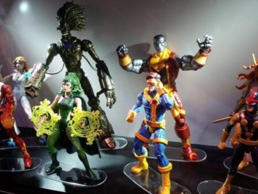 2017年春発売?ハズブロ社フィギュアMarvel Legendsの『X-MEN』新シリーズのラインナップが凄い