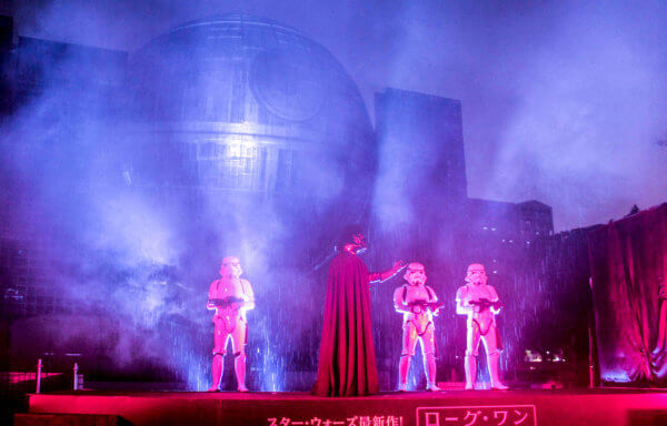 名古屋市科学館『一夜限りのデススター計画』