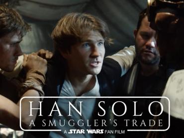 若きハン・ソロを描いたスター・ウォーズのファン・フィルムが遂に完成した模様!動画が公開中