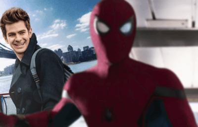 アンドリュー・ガーフィールド、スパイダーマンホームカミング予告編の感想を語る