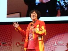 【東京コミコン2016】杉山すぴ豊さんスペシャルトーク レポート【2017年はワンダー・ウーマンとローガンに注目しよう!】