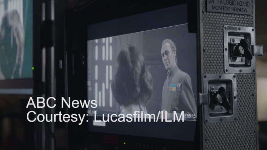 https://www.facebook.com/video.php?v=1319338091439248 © ABC News / TM & © Lucasfilm Ltd.