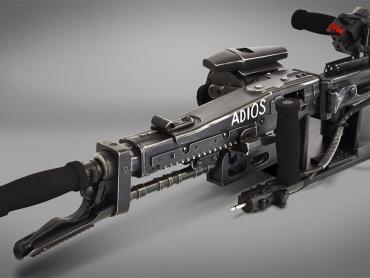 人間にしては中々やるね!『エイリアン2』でバスクエスとドレイクが装備していたM56スマートガンが発売!