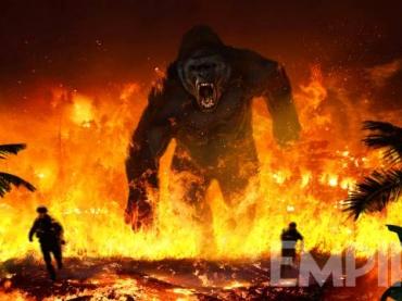 今度のコングはデカすぎる?『キングコング:髑髏島の巨神』事前予習と見どころ予想!