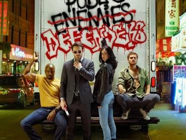 マーベル/Netflix『ディフェンダーズ』新たな写真が大量解禁!シガニー・ウィーバー扮するヴィランも登場