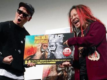 ライムスター宇多丸、モノクロ版『マッドマックス』は「どの基準でも最高の映画」!高橋ヨシキと語る『 <ブラック&クローム>エディション』の魅力とは?イベントレポ