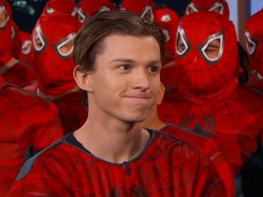 【難易度5つ星】スパイダーマンが大量発生!本物のトム・ホランドはどれだ
