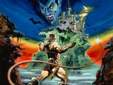 コナミの名作ホラーゲーム『悪魔城ドラキュラ』アニメ化!Netflixで『キャッスルヴァニア』として蘇る!