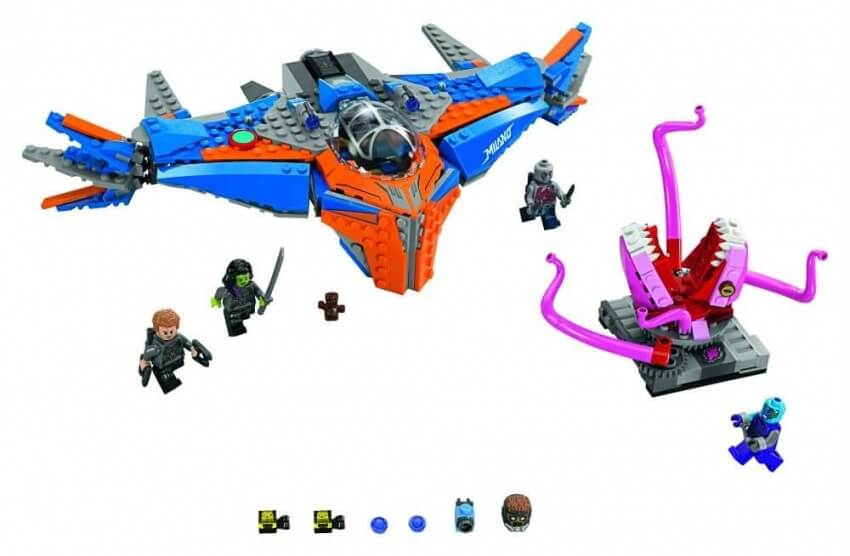 http://brickset.com/sets/76081-1/The-Milano-vs-The-Abilisk
