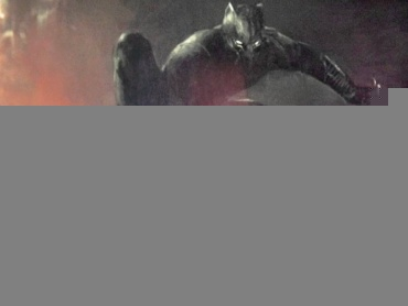映画『ブラックパンサー』のコンセプトアート遂に公開!【これ何てアンチャーテッド?】