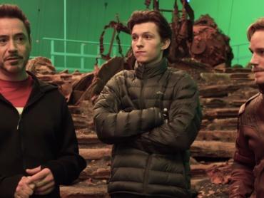 【和訳あり】『アベンジャーズ/インフィニティ・ウォー』は「映画史上かつてない事件」に!メイキング映像&コンセプトアートが到着