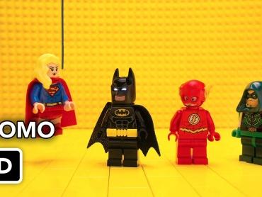 『レゴバットマン ザ・ムービー』がドラマ『ARROW』や『ビッグバン★セオリー』とコラボ!