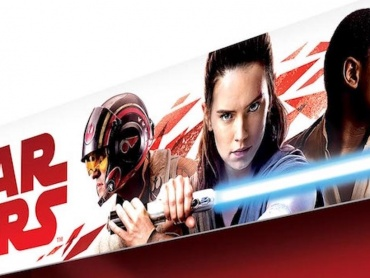 『スター・ウォーズ / 最後のジェダイ』レイ、フィン、ポーの姿が初公開!東京で『フォース・フライデーⅡ』イベントも開催