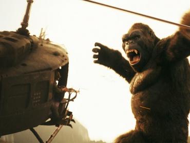 ハリウッド発、超ド級怪獣エンタメ『キングコング:髑髏島の巨神』2017年7月19日にブルーレイ&DVDで早くも再臨!