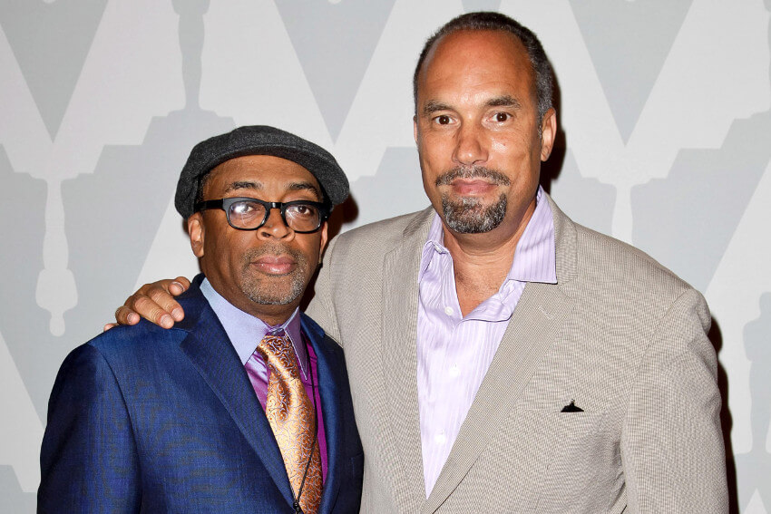 (TIBRINA HOBSON/FILMMAGIC) http://ew.com/movies/2017/03/07/spike-lee-rodney-king-roger-guenveur-smith-netflix/