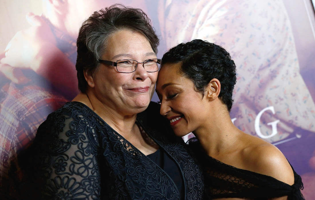 http://www.laineygossip.com/Ruth-Negga-at-Joel-Edgerton-at-New-York-premiere-of-Loving-with-daughter-of-Mildred-and-Richard-Loving--Peggy-Loving-Fortune/45321